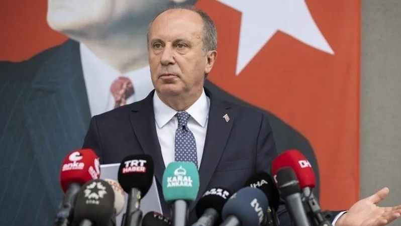 Muharrem İnce, Kılıçdaroğlu'na meydan okudu!