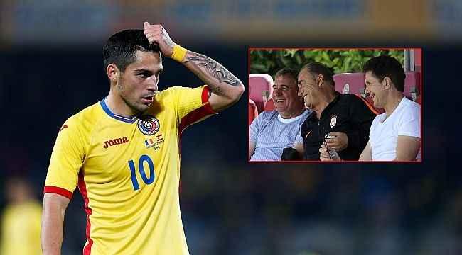 Galatasaray'a yeni 10 numara! Hagi ve Popescu onay verdi
