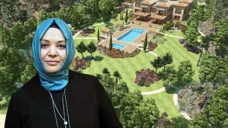 Hilal Kaplan, Erdoğan'ın yazlık sarayını savundu: 'Tatil yapamıyor'