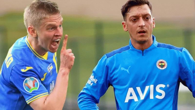 Mesut Özil ve Zinchenko, Ukraynalı çocukları ameliyat ettirdi
