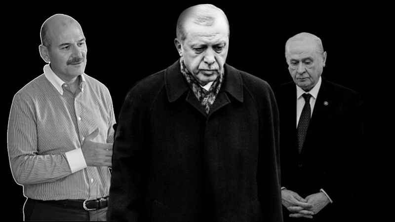 Soylu için çarpıcı sözler: Erdoğan ve Bahçeli bilek güreşi yapıyor