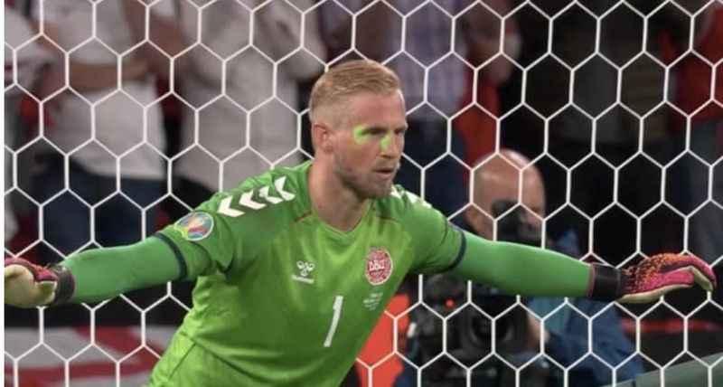UEFA'dan Danimarka maçından sonra İngiltere'ye soruşturma!