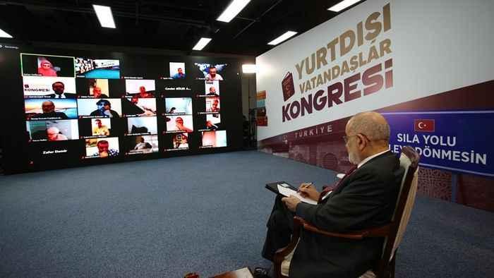 Yurtdışı Vatandaşlar Kongresi Sonuç Bildirgesi açıklandı
