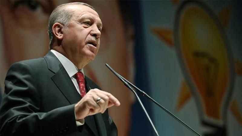 Erdoğan'dan AKP kurmaylarına: Vatandaşı ikna edin