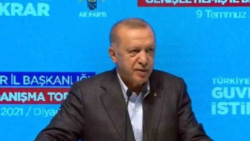 Krizi itiraf eden Erdoğan'dan AKP'den istifa edenler hakkında çağrı