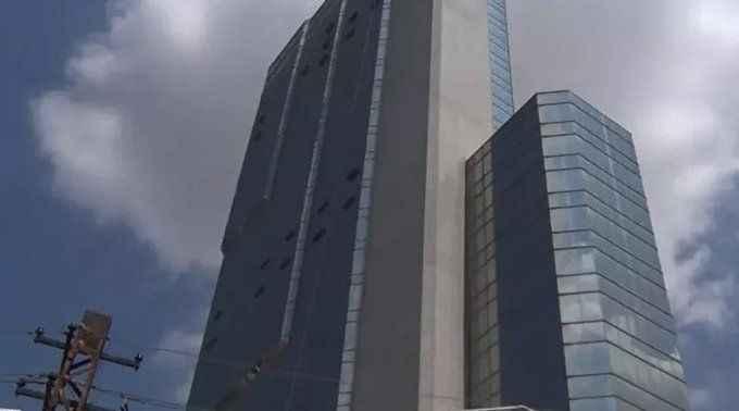İnşaatı bitmeyen otele Alman bankası el koydu!