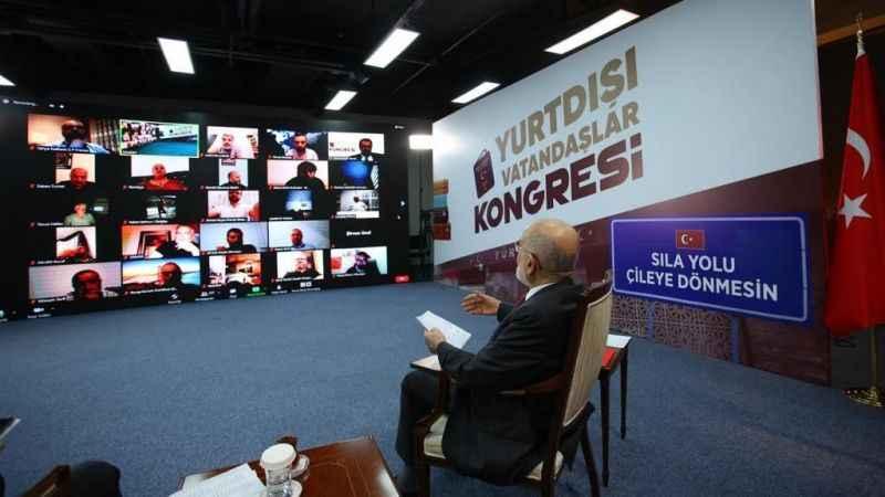 Türk diasporası oluşturulmalı