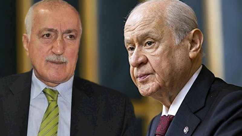 Sadettin Tantan ile MHP arasında Süleyman Soylu gerilimi!