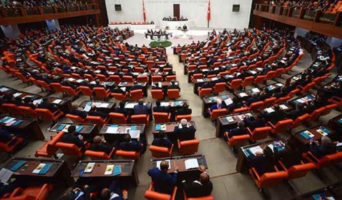 AK Parti'den TBMM'ye 25 maddelik yeni yasa teklifi