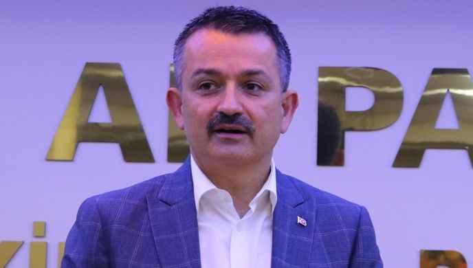Bakan Bekir Pakdemirli: Erdoğan olmasaydı FETÖ'yü kim bitirecekti