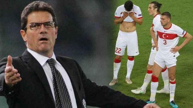 Fabio Capello'dan çarpıcı Milli Takım yorumu