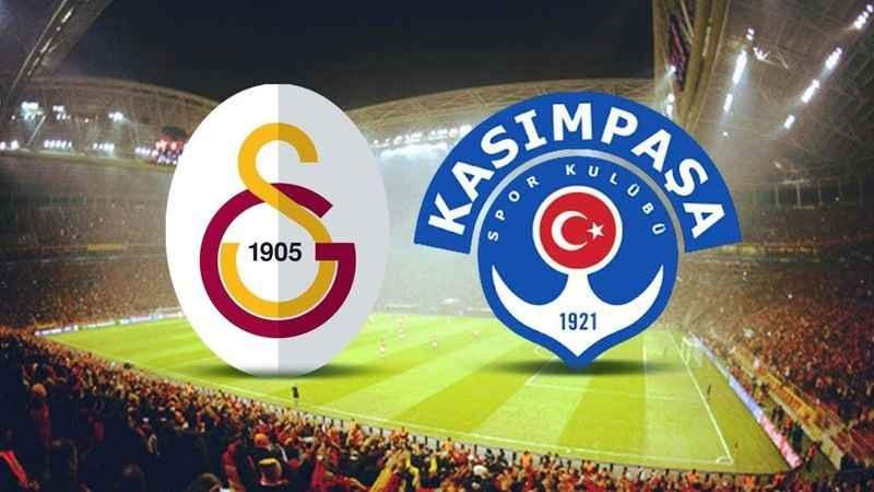 Galatasaray - Kasımpaşa maçı ne zaman saat kaçta ve hangi kanalda?