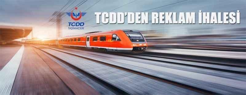 TCDD'den reklam ihalesi!