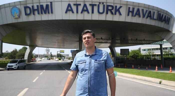 15 Temmuz gazisi TRT muhabiri yaşadıklarını anlattı