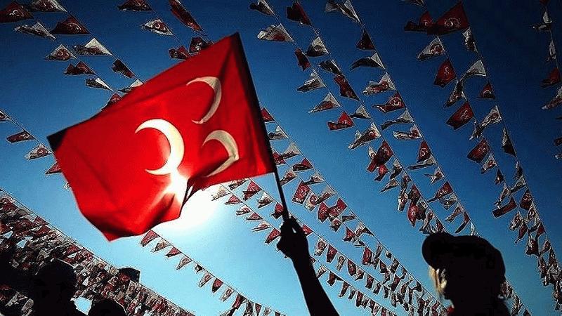 MHP'li Meclis Üyesi tutuklanınca MHP'de toplu istifalar geldi