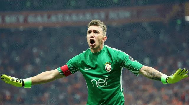 Galatasaray'da Muslera'nın durumu belli oldu