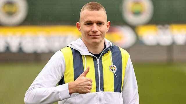Fenerbahçe'de Szalai'nin değeri 10 kat arttı!