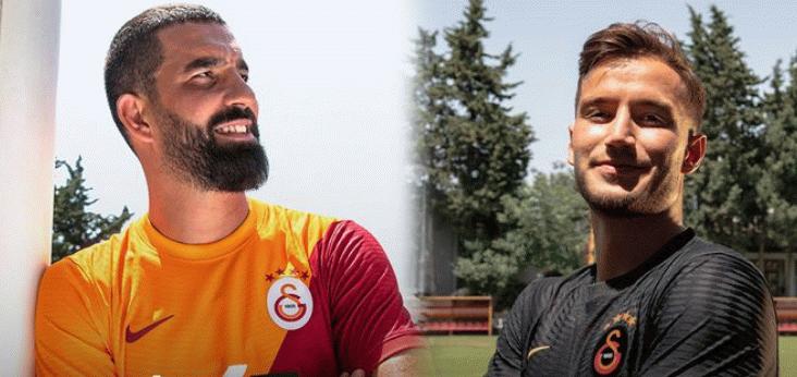 Galatasaray yeni sezon forma tanıtımını yaptı! İşte yeni formalar
