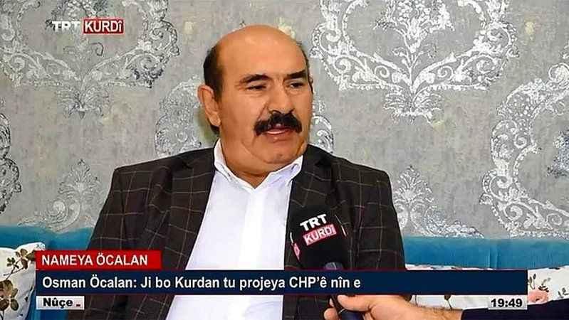 """""""Osman Öcalan'a TRT'de bir yemek programı yaptırırsınız artık!"""""""