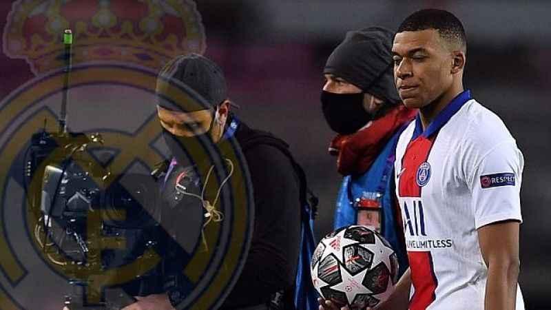 Real Madrid'in, Kylian Mbappe hayali devam ediyor!