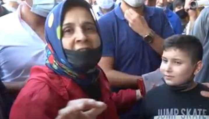 Kahramanmaraşlı anneden genç işsizliği isyanı