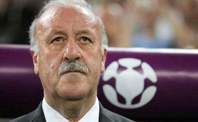 """Del Bosque'ye şok sözler: """"Beşiktaş Başkanı'na sorun!"""""""