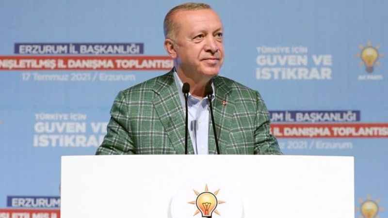 Cumhurbaşkanı Erdoğan: Kibir, büyüklenme bize asla yakışmaz