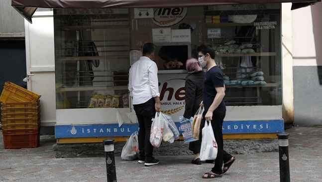 İstanbul Halk Ekmek 1,25 oldu... Zamlı satış bugün başladı