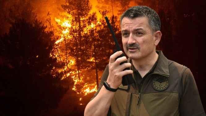 Mersin ve Hatay'daki yangınlar kontrol altında... Gözaltılar var