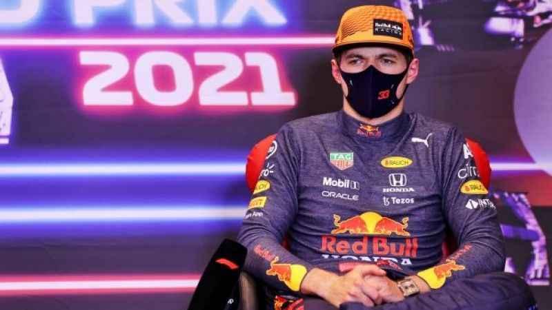 Hollandalı Verstappen  taburcu edildi
