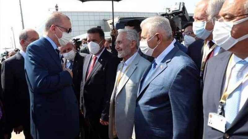 Oğuzhan Asiltürk, KKTC'de onur konuğu olarak ağırlandı