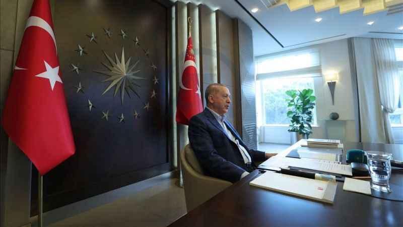 Erdoğan'dan dikkat çeken 'Delta varyantı' açıklaması