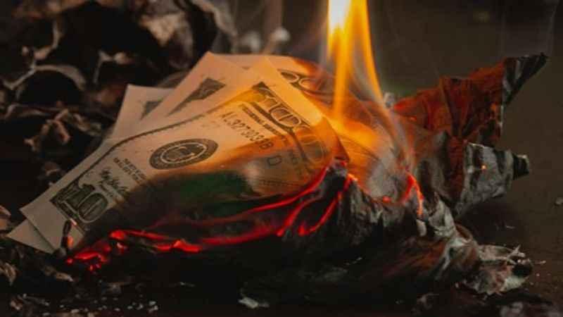 Teknik dolar kuru analizi: Dolarda beklenmedik sallantıya hazır olun