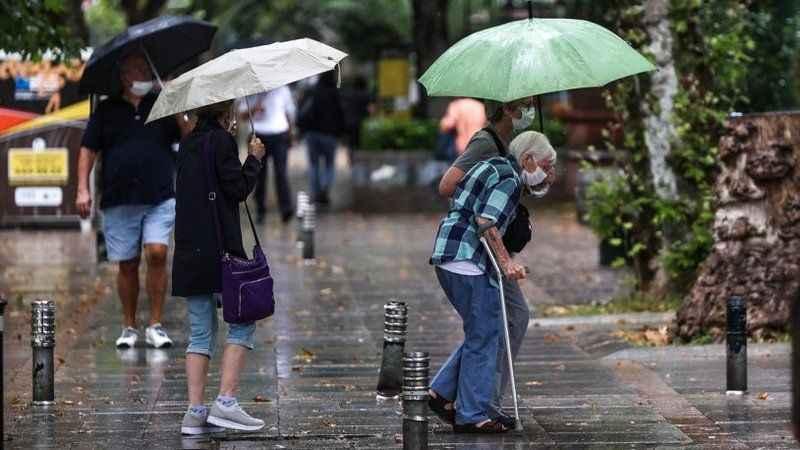 Meteoroloji'den İstanbul için kritik uyarı! Sağanak yağış geliyor