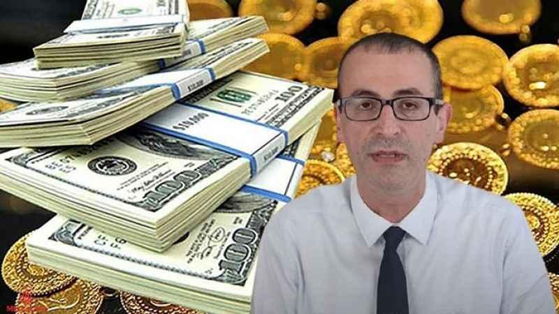 ABD'den kötü haber... Zelyut'tan altın ve dolar kuru hakkında uyarılar
