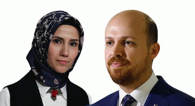 Cumhurbaşkanı Erdoğan'ın çocukları iki markayla yeni işletme açtı
