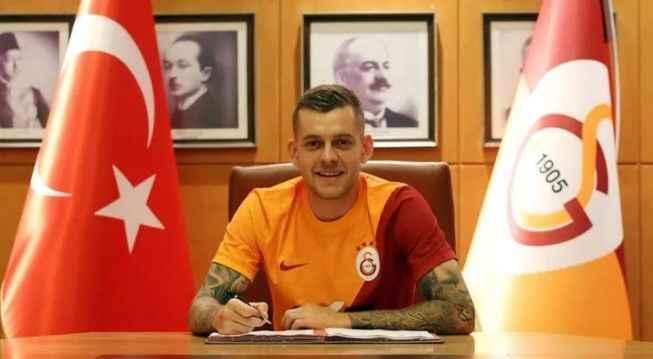 Galatasaray, Alexandru Cicaldau'nun bonservisini açıkladı