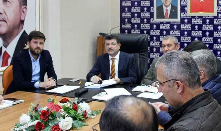AKP'li ilçe başkanı noter olarak atandı!