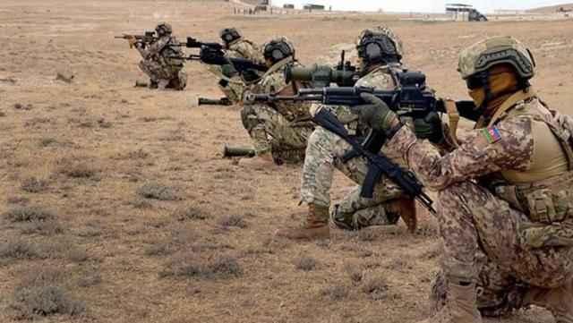 Azerbaycan-Ermenistan sınırında tansiyon yükseldi!