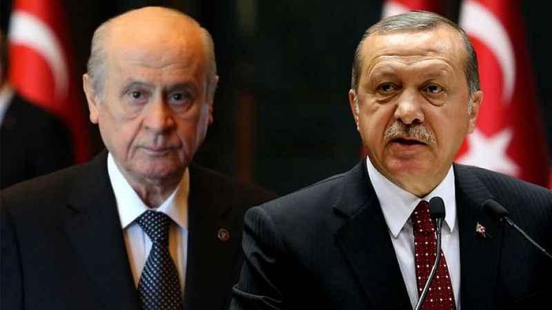 Cumhur İttifakı dağılıyor mu? Erdoğan'ın MHP planı ortay çıktı