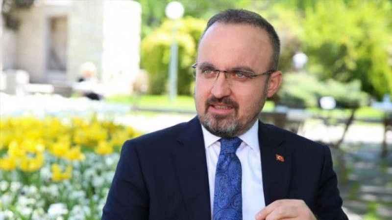 AKP'li Turan'dan iddialı sözler: sağcı da biziz solcu da biziz