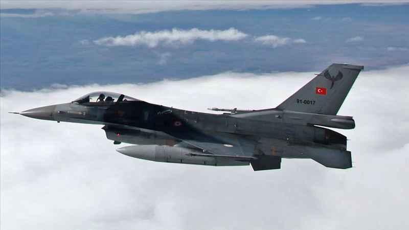 Irak'ın kuzeyinde 3 YPG'li terörist etkisiz hale getirildi