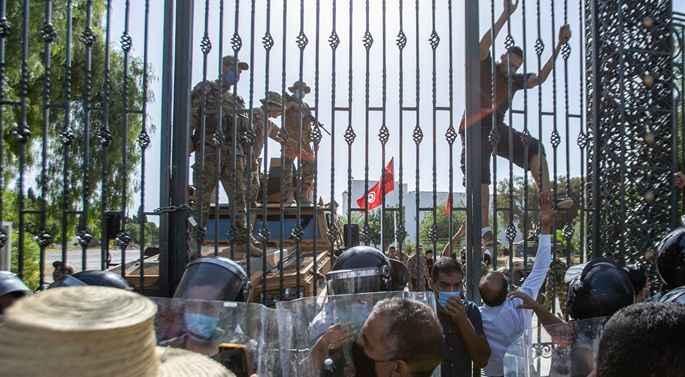 Milli Gazete Tunus darbesini 8 ay önce gündeme getirmişti