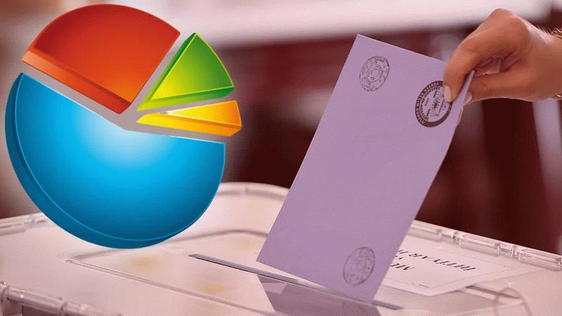 Son seçim anketi sonuçları: Millet İttifakı, Cumhur İttifakı'na yetişiyor
