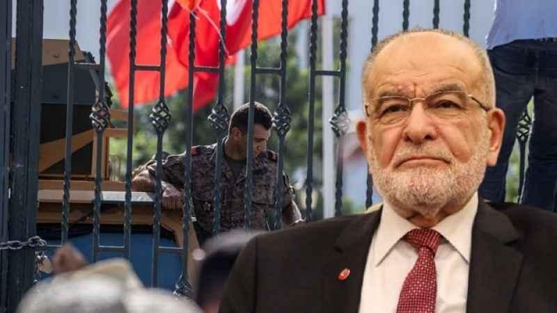 Temel Karamollaoğlu'dan Tunus mesajı
