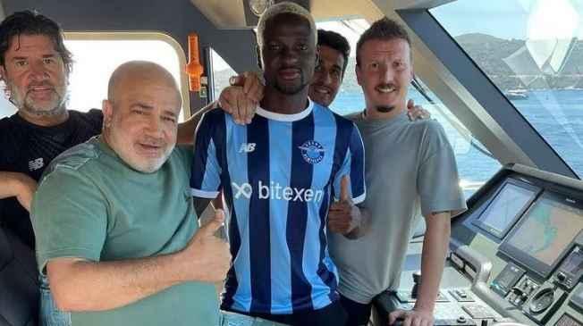 Adana Demirspor kadrosunu güçlendiriyor! Yeni transfer dikkat çekti