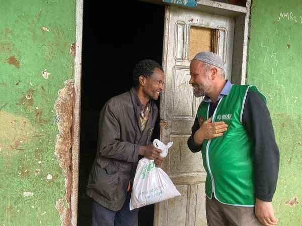 İDDEF, Kurban'da milyonlara umut oldu