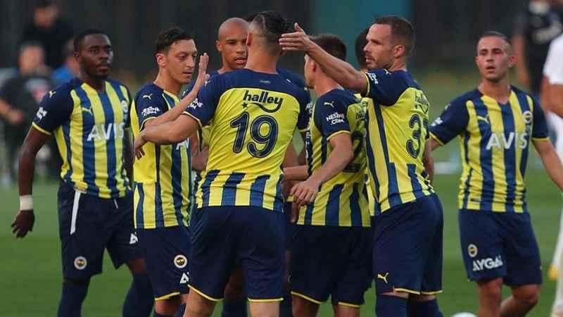 Fenerbahçe'nin hazırlık maçları kimlerle, ne zaman, hangi kanalda?