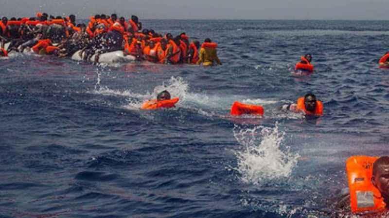 Akdeniz'de ağır bilanço! Son 7 ayda 970 düzensiz göçmen öldü