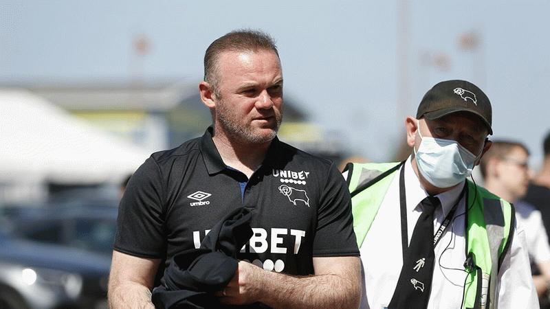 Eski yıldız futbolcu Rooney, kendi oyuncusunu sakatladı